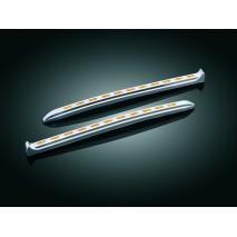 LED osvětlení mezi boky motoru a kapotáž Honda GL 1800