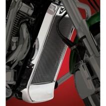 Chromovaný kryt chladiče VTX 1800