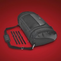 Textilní taška na zadní nosič