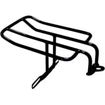 Chromovaný nosič na zadní kufr